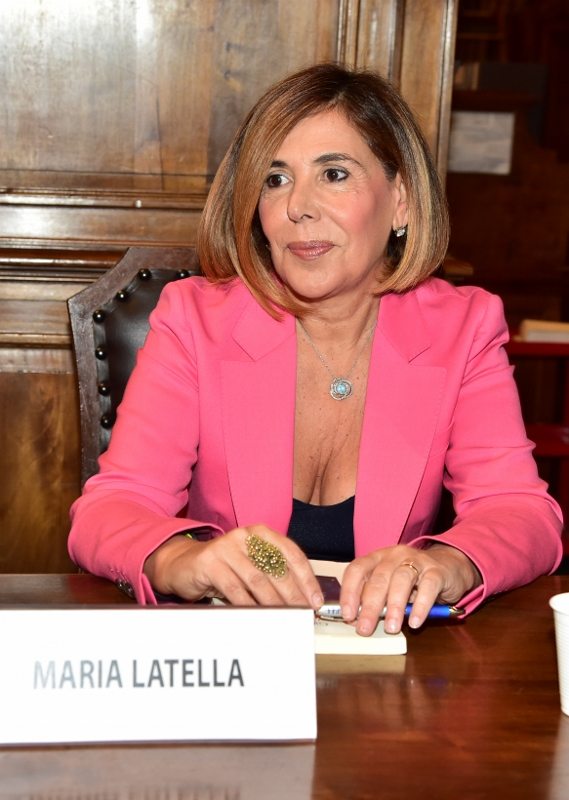 Maria Latella